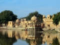 18645561-landscape-with-palace-on-lake-in-jaisalmer-india