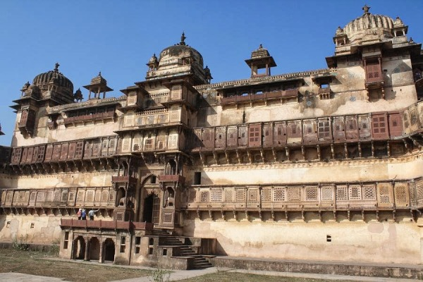 Orchha Tour and Travel Guide