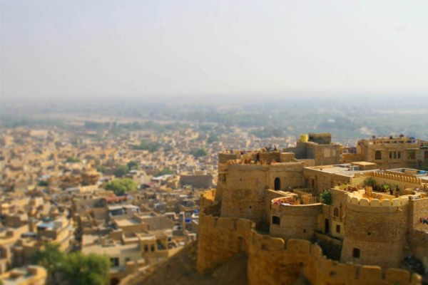 Heritage Walk Tour through Jaisalmer