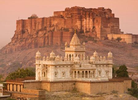 Golden Triangle with Jaisalmer